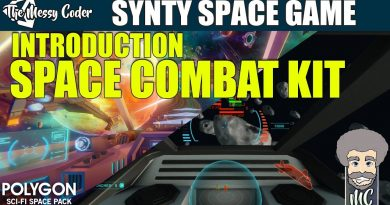 Unity Space Tutorial #1 - How to Make a Space Sim