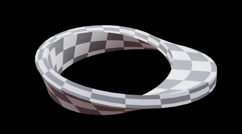 How to Model a Mobius Strip (Blender Tutorial)