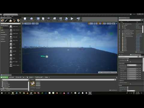 Unreal Engine 4 - Level Streaming Tutorial
