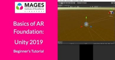 AR Foundation: Unity 2019 - Spawn Objects | Tutorial Video