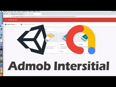Unity Admob Interstitial Ads Tutorial