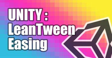 Unity Tutorials - LeanTween Easing
