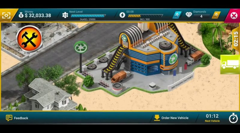 Junkyard Tycoon Business Simulation #9 - Business Game Simulator Android GamePlay FHD