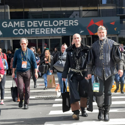 Apply now to participate in the GDC 2020 low-income pass lottery!