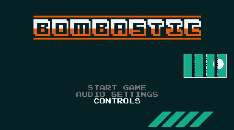 """I'm really proud to introduce the new game I've been working on ""Bombastic"". Here are some of the tutorial/beginning levels so far. I'll be posting more about this soon! cheers //t.co/B4URdaXIPj"""