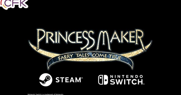 Princess Maker: Faery Tales Come True Game Launches in English on Switch, PC on December 23 - News