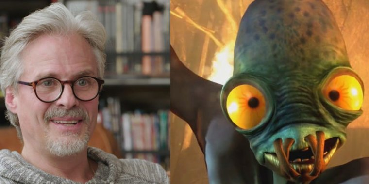 Video: How Oddworld solved its narrative problems with mind control