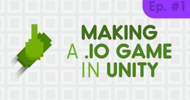 How to make a .io game // Unity tutorial #1