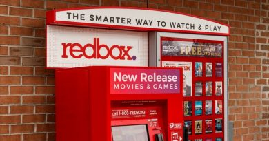 Redbox exits the video game rental business