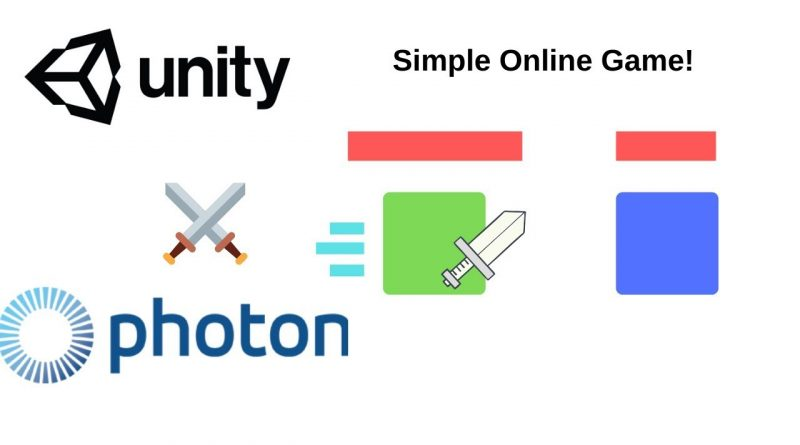 Photon Unity- 2D Online Game Tutorial (VERY SIMPLE! + UPDATED!)