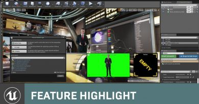Film and video production | Feature Highlight | Unreal Engine