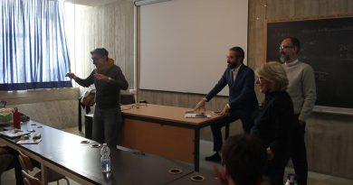 """Il Business game di Biesse e Tvs alla """"Carlo Bo"""" di Urbino"""