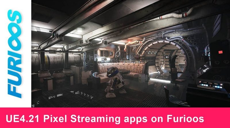 Embed your Unreal Engine games on any website! (no GPU required)