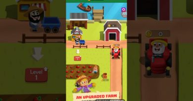Idle Farm Tycoon - Farming Business Money Game #Android