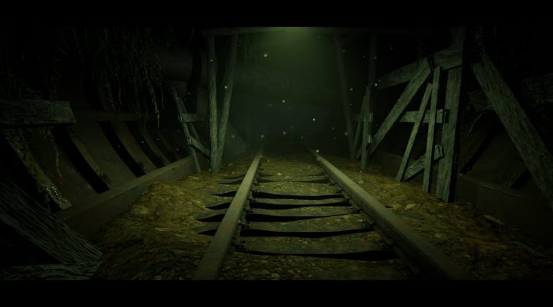 Making of Abandoned Tunnel Unreal engine tutorial part-1