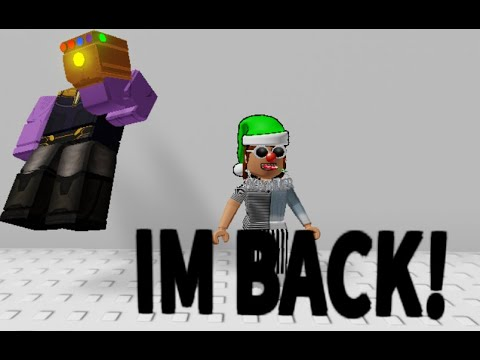 Playing the impossible game! and im back in business! ROBLOX  #12