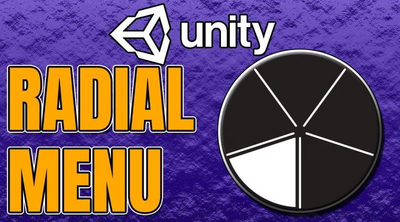 Radial Menu in Unity Tutorial
