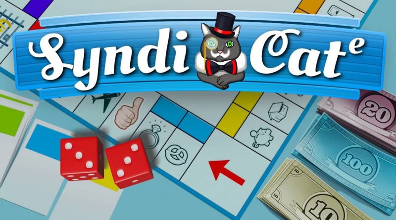 SyndiCate - Board Dice Business Game Intro