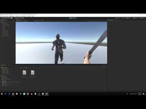 Unity - AI Tutorial - Improving the attacking mechanics (Part 8)
