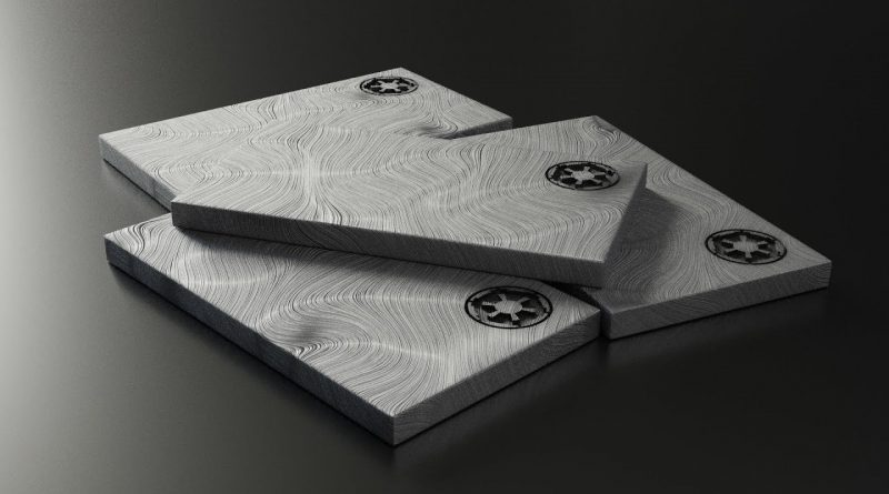 Tutorial: Mandalorian Beskar Steel in Blender!