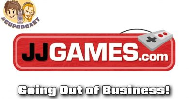 Online Retro Game Store JJGames Going Out of Business