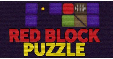 Red Block Puzzle - HTML5 Mobile Game (Construct 3   Construct 2   Capx)   Codecanyon Scripts and