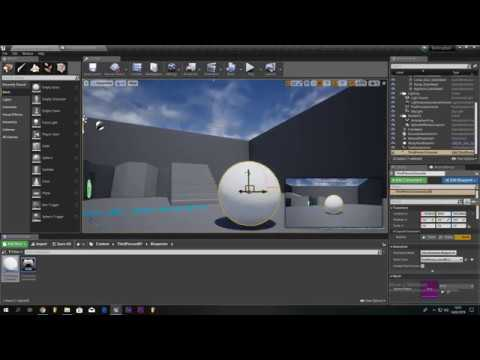 Unreal Engine 4 - Rolling Ball - Free Template