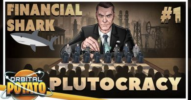 Hardest Difficulty! - Plutocracy - Management Business Strategy Game - Episode #1
