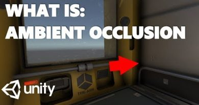 WHAT IS AMBIENT OCCLUSION IN UNITY?