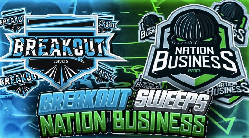 BreakOut SWEEPS NATION BUSINESS IN TOP TIER LEAGUES TOURNAMENT!!! *COMP GAME* *MUST SEE*