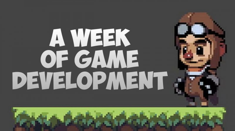 A Week of Learning Game Development In Godot | Learning GameDev #1