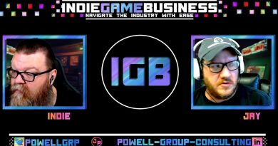 Indie Game Business Live Stream