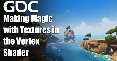 The Illusion of Motion: Making Magic with Textures in the Vertex Shader