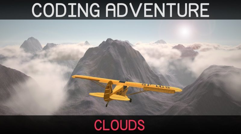 Coding Adventure: Clouds