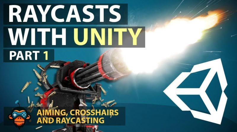 Unity Raycasts and Crosshairs - GameDevHQ