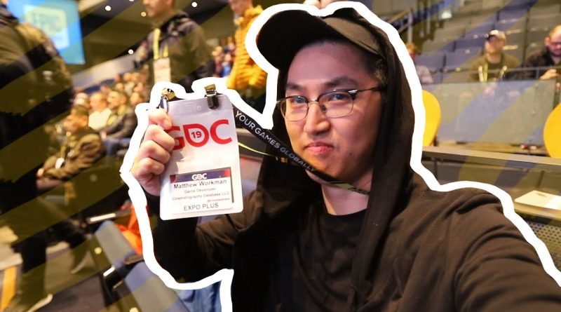 THE MOST EPIC GDC 2019 VLOG