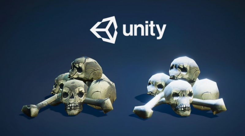 SNOW in Unity - SHADER GRAPH