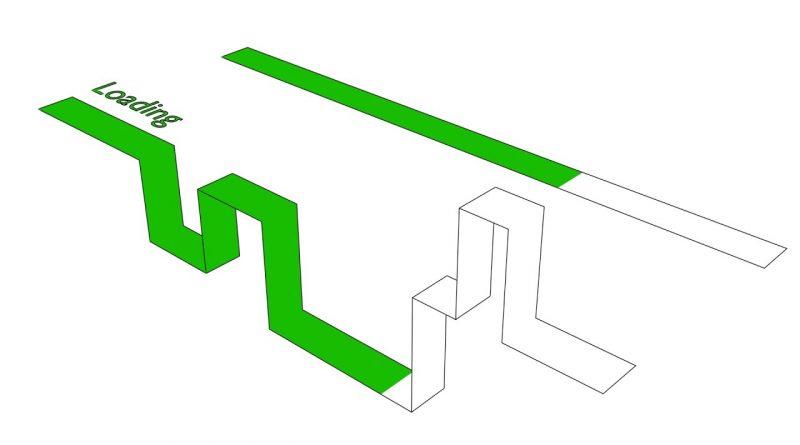 Create the Loading Bar Illusion (Blender Tutorial)