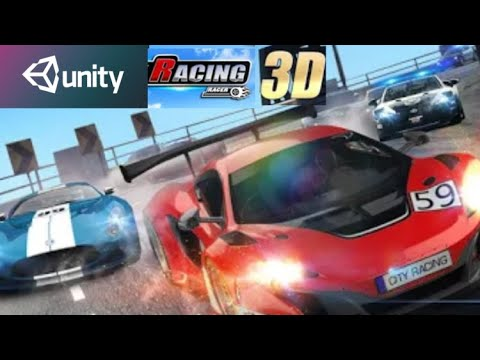 HOW TO MAKE A DRIVING & RACING GAME IN UNITY TUTORIAL PART 9