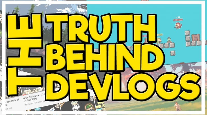 THE TRUTH BEHIND DEVLOGS - VIDEO ESSAY