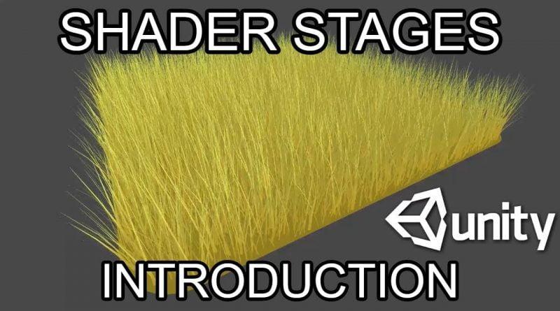 UNITY SHADER STAGES TUTORIAL - Render Pipelines Series