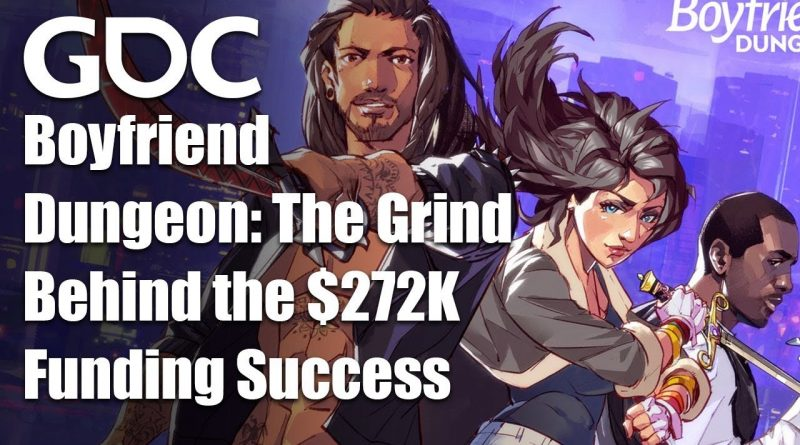 Game Discoverability Day: NOTICE ME: The Grind Behind the $272K Funding Success of Boyfriend Dungeon