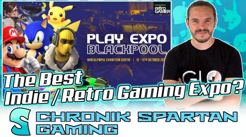 The Best Indie / Retro Expo? - PLAY Expo Blackpool 2019