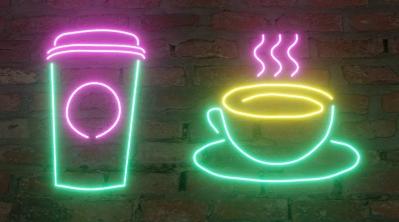 Neon sign Blender Tutorial