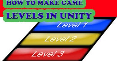 HOW TO MAKE GAME LEVELS IN UNITY HUB/TUTORIAL 2