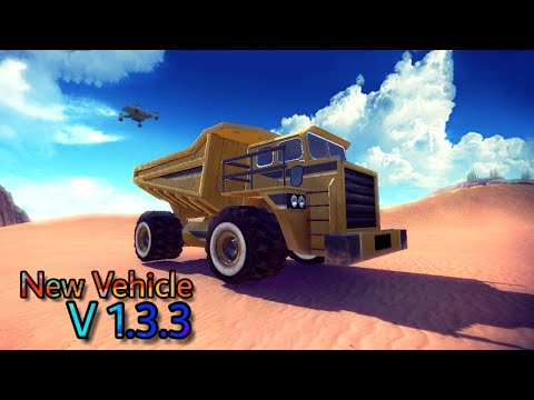 New Update Vehicle Hercules   Off The Road - OTR Open World Driving - New Update V 1.3.3