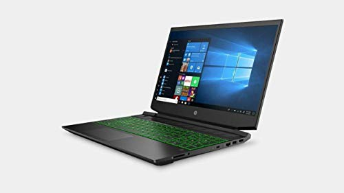 HP Pavilion Gaming 15-ec0751ms Laptop AMD Ryzen 5 3550H 2.1 GHz up to 3.7 GHz 8GB DDR4 2400 MHz 256GB NVMe PCIe SSD
