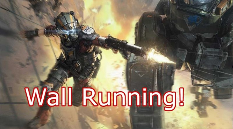 Unreal Engine 4 - Advanced Wall Running Tutorial (3/5)