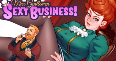MY NEXT GAME IS OUT! | Max Gentlemen Sexy Business