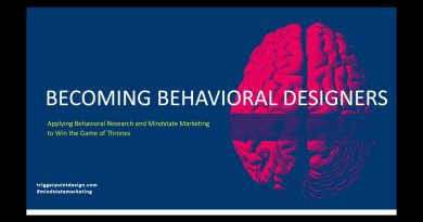(Workshop) Applying Behavioral Research and Mindstate Marketing to Win the Game of Thrones